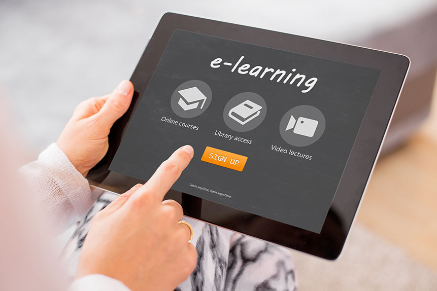 E-LEARNING - Core Network