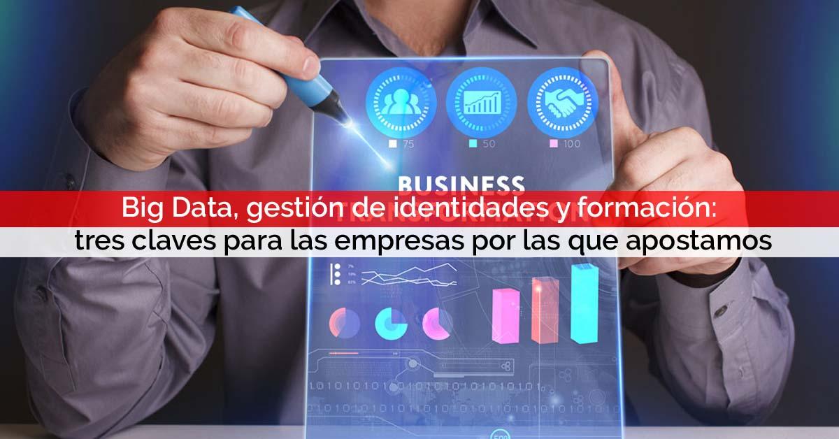 Big Data, gestión de identidades y formación, tres claves para las empresas por las que Core Networks apuesta en Sevilla | Core Networks Sevilla