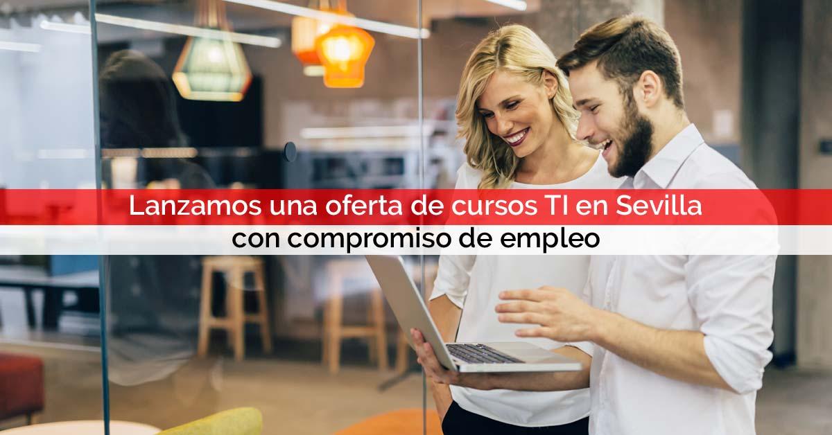 Core Networks lanza una oferta de cursos TI en Sevilla con compromiso de empleo | Core Networks Sevilla