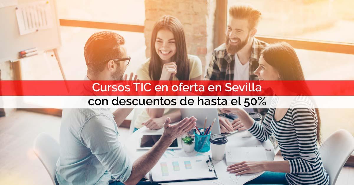 Cursos TIC en oferta en Sevilla: descuentos de hasta el 50% | Core Networks Sevilla
