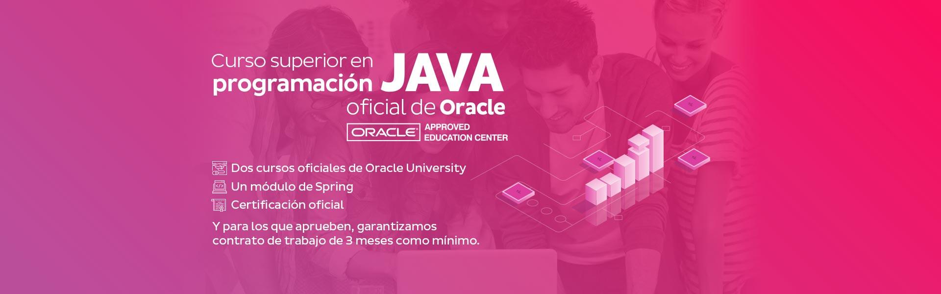 Formación en Java | Aprender Java | Curso Java en Sevilla | Core Networks