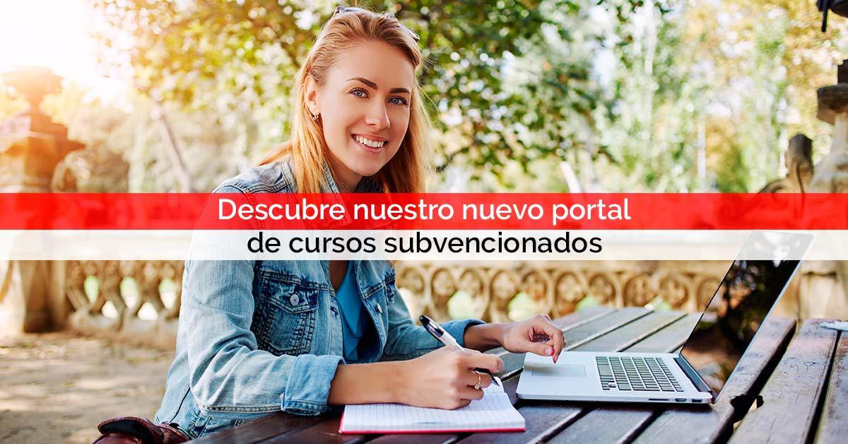Descubre el nuevo portal de cursos subvencionados de Core Networks   Core Networks Sevilla