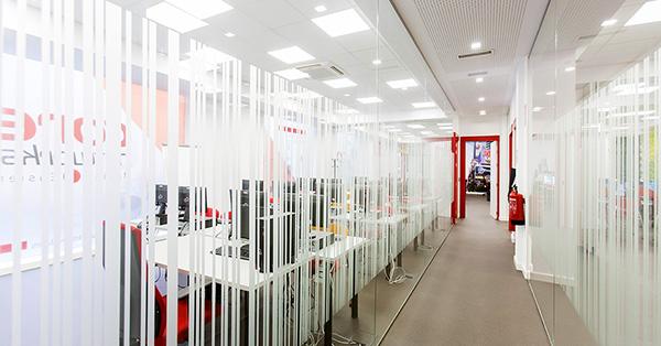 Nuestro centro de formación en Sevilla renueva sus instalaciones | Core Networks Sevilla